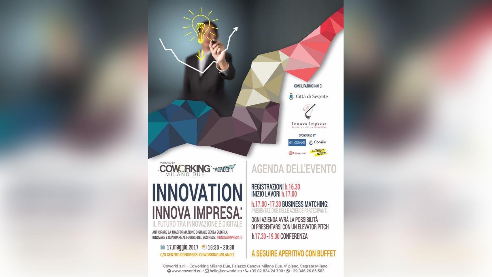 Competitive Data al Convegno Innova Impresa