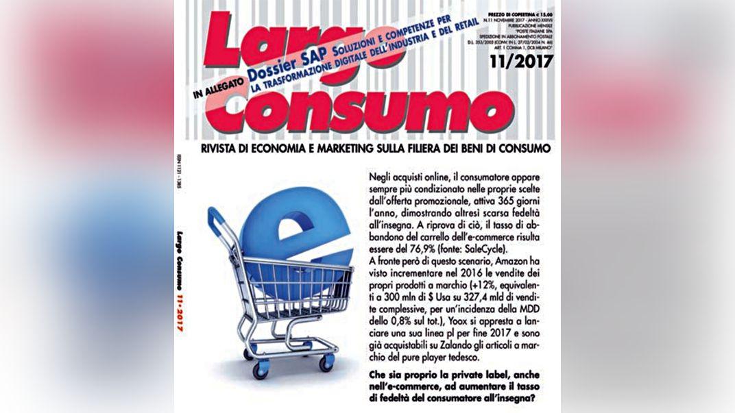 Competitive Data su Largo Consumo