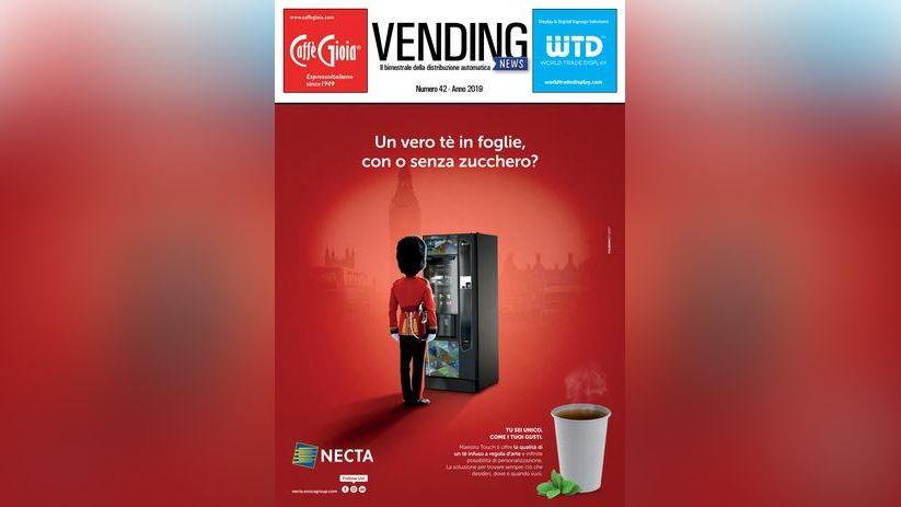 Competitive Data su Vending News
