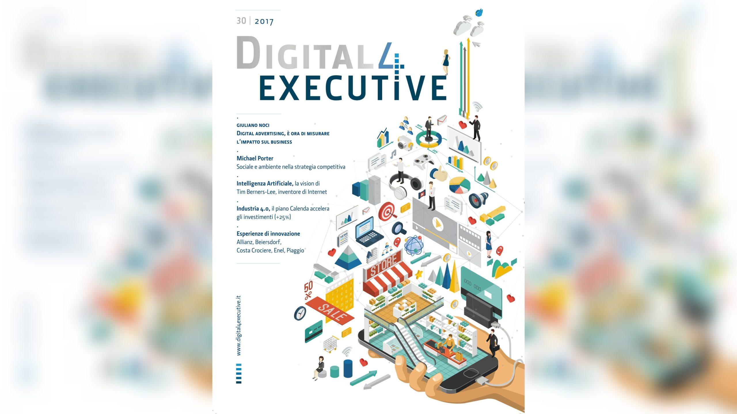 Competitive Data su Digital 4 Executive